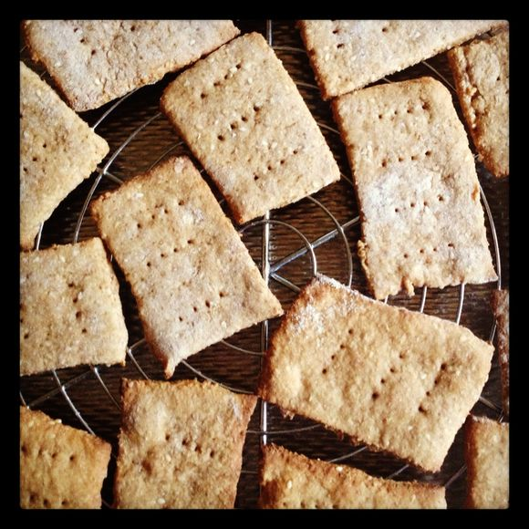 Graham crackers & s'mores
